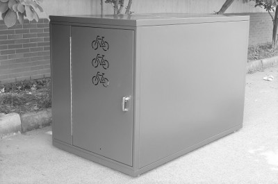 cora cbl bike locker